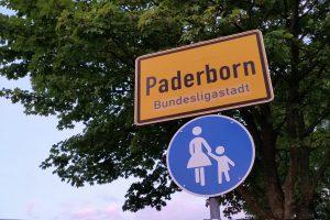 Bundesligastadt Paderborn