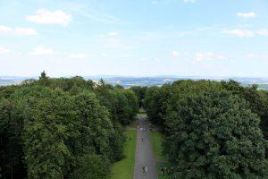 Blick vom Hermannsdenkmal