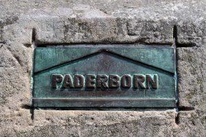 Richtungsweiser Paderborn