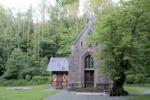 Meinolfuskapelle Böddeken