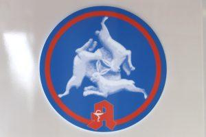Das Logo der Drei Hasen Apotheke
