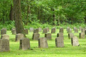 Ehrenfriedhof sowjetischer Kriegstoter in Stukenbrock